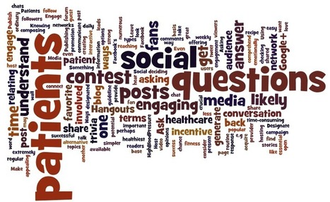 5 Ways to Engage Patients with Social Media   healthcare technology   Scoop.it