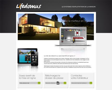 Lifedomus est officiellement disponible ! | Domotique Info | Domotique Info | Scoop.it