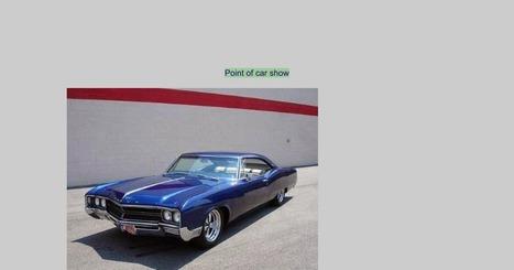 car show document   motor cars   Scoop.it