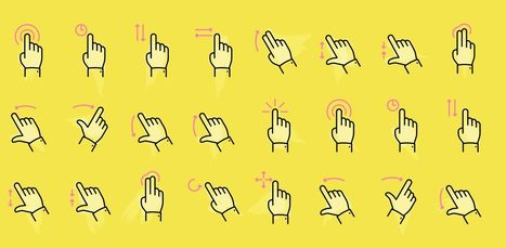 Designing for gestures | BI Revolution | Scoop.it