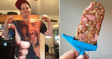 The Most Demented Foods on the Vulgar Chef's Instagram | @FoodMeditations Time | Scoop.it