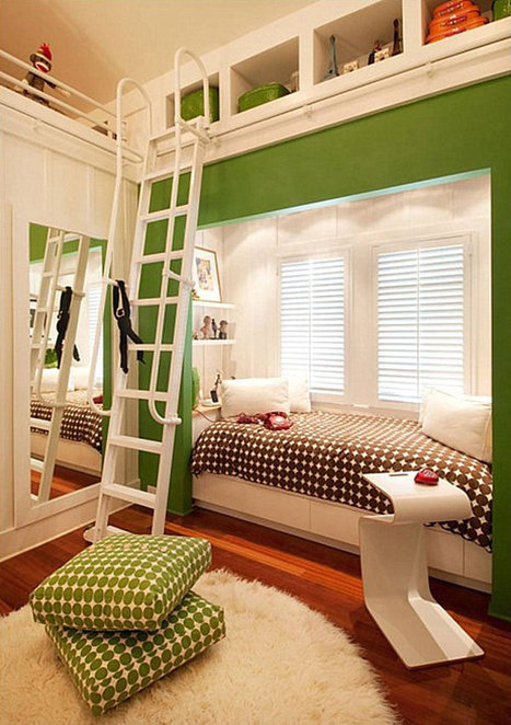 Cozy Alcove Beds for Minimalist Bedroom Designs | share everything!! | Scoop.it