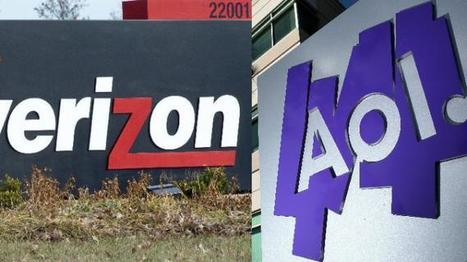 Verizon buys faded Internet pioneer AOL for $4.4 bn | Tendances Réseaux et Télécoms | Scoop.it