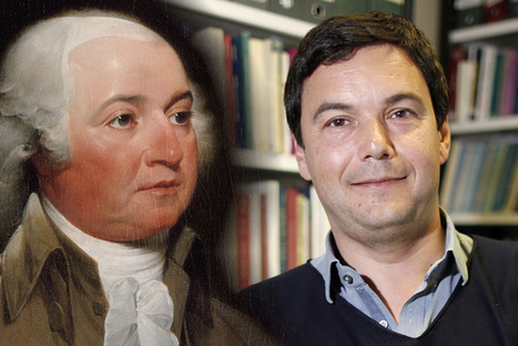 The Founding Fathers backed Thomas Piketty – and feared a powerful 1 percent | Upsetment | Scoop.it