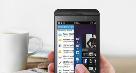 Here's the problem with research that shows BlackBerry is still growing | Public Relations | Scoop.it