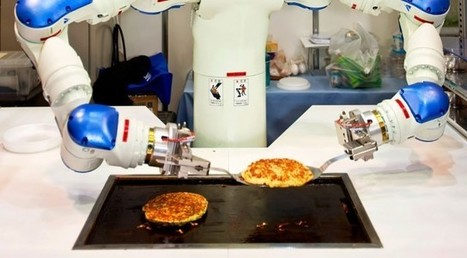 Robots can now learn household tasks by watching YouTube videos | ExtremeTech | Robotics | Scoop.it