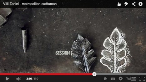 Villi Zanini – metropolitan craftsman | I go out to write a post and go back | Villi Zanini Wrought Iron | Scoop.it