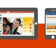 Office devient gratuit sur les appareils mobiles et débarque sur Android   Les outils d'HG Sempai   Scoop.it