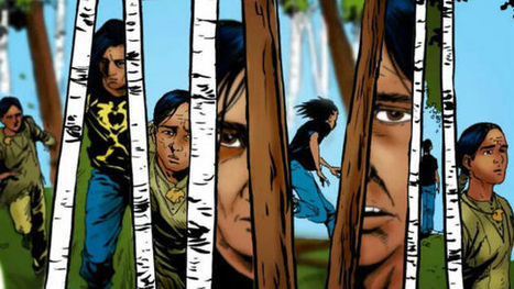 How the graphic novel has become a teaching tool | Y.A. Australian Books for Boys | Scoop.it