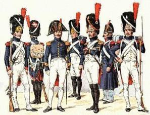mise en ligne des registres matricules de la Garde impériale et de l'Infanterie de ligne (1802-1815) | Votre Généalogie | GenealoNet | Scoop.it