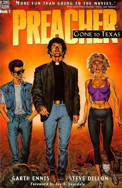 Pour remplacer Walking Dead, AMC va adapter le comic Preacher | Bibliothèque et Techno | Scoop.it