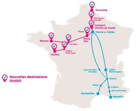 La Picardie aura ses TGV low-cost en 2016 - France 3 Picardie | Val d'Europe | Scoop.it