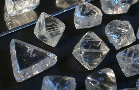Geology IN: 'Superdeep' diamonds provide new insight into earth's carbon cycle | Science and Global Education Trends | Scoop.it