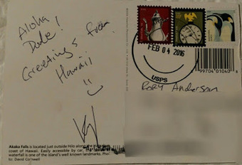 GET A POSTCARD IN THE MAIL!   Interviews with interesting people   Scoop.it