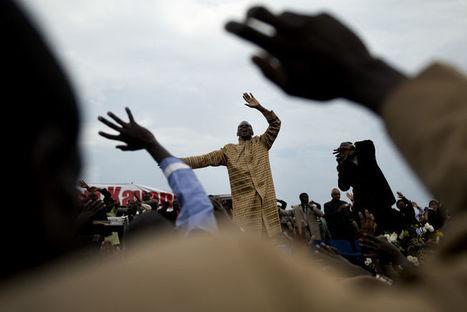 « Nouveaux christianismes » (2/5) : « En Afrique, le pape François ... - Le Monde | La Mémoire en Partage | Scoop.it