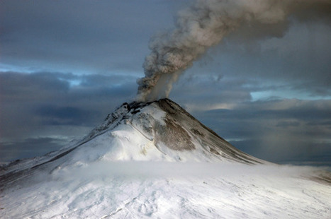 Geólogo asegura que erupciones y terremotos tienen relación con el cambio climático | Agua | Scoop.it