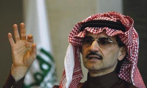 Alwaleed Bin Talal, le prince du mécénat Zaman France | Mecenat World | Scoop.it