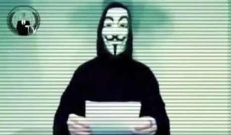 Anonymous hackers list 9200 ISIS Twitter accounts, enlist other hackers in ... - Washington Times | Internet and Cybercrime | Scoop.it