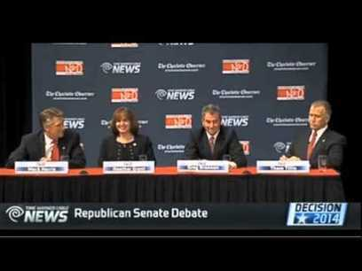 Republican Senate Candidates Laugh at Climate Change | Sustain Our Earth | Scoop.it