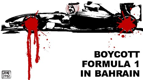 Hammy's #bloodyF1  - Please boycott for safety! | Human Rights and the Will to be free | Scoop.it