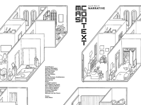 MAS CONTEXT: On architecture and visual narrative | The Architecture of the City | Scoop.it