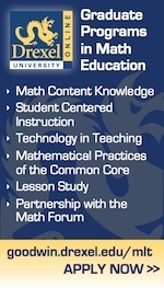 Math Forum: Other Problems   Math education for the new millenium   Scoop.it