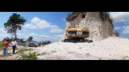 Bulldozers destroy 3,200-year-old Mayan pyramid in Belize | Travel - Traditions, Culture, Foods and Places | Scoop.it