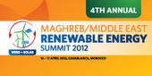 Energie solaire et éolienne, Global wind and solar - Maghreb- Middle East au Maroc, du 16 au 17 Avril 2012 | Développement International | Scoop.it