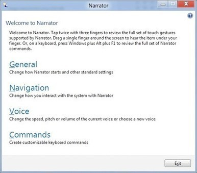 Microsoft outlines new accessibility features for Windows 8 (video) | Windows 8 Debuts 2012 | Scoop.it