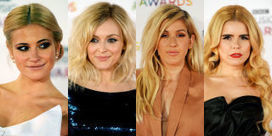 Hot hairstyles at the BBC Music Awards - Cosmopolitan UK | Hair There and Everywhere | Scoop.it