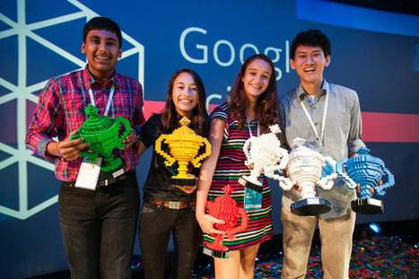 Google Science Fair winners: Flashlights without batteries, 'bat signals,' non-viral viruses | Anything Mobile | Scoop.it