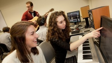 Making music wins over computer science majors   News Center   Wake Forest University   Game on Audio   Scoop.it