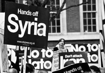 15 June London Protest at US Embassy: Stop Western Intervention in Syria | Welfare, Disability, Politics and People's Right's | Scoop.it