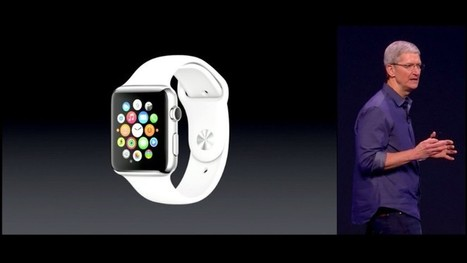 #Wearables will explode after Apple Watch debut | Trends in Tech | Scoop.it