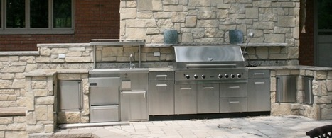 The Benefits of Having an Outdoor Patio Kitchen | Lindemann Chimney Service | Scoop.it