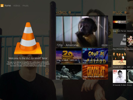 Metro VLC Player Passes Certification, Launches Soon | Windows 8 Apps | Scoop.it