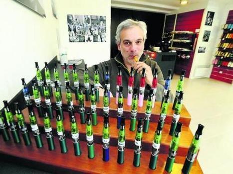 Agen. Cigarettes électroniques : les vendeurs s'inquiètent - LaDépêche.fr | Infos cigarettes éléctroniques | Scoop.it
