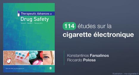 Les conclusions de 114 études scientifiques sur la cigarette électronique   cigarette electronique   Scoop.it