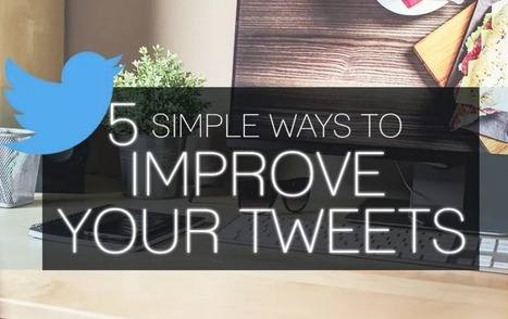 5 Simple Ways to Improve The Performance of Your Tweets | INTRODUCTION TO THE SOCIAL SCIENCES DIGITAL TEXTBOOK(PSYCHOLOGY-ECONOMICS-SOCIOLOGY):MIKE BUSARELLO | Scoop.it