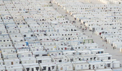 Unsettling Truths: MoMA  Confronts Global Refugee Crisis in New Exhibition | What's new in Design + Architecture? | Scoop.it