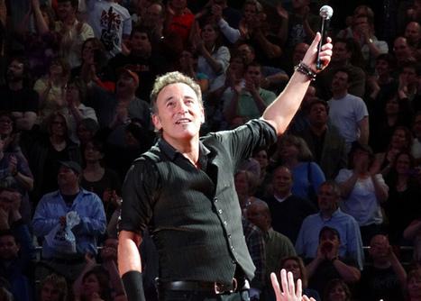 Bruce Springsteen se raconte en chansons - Toutelaculture | Bruce Springsteen | Scoop.it