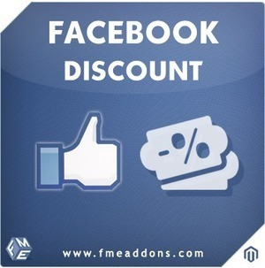 Give You Customers Discount on Facebook Like - Magento Plugin | FMEAddons | Scoop.it