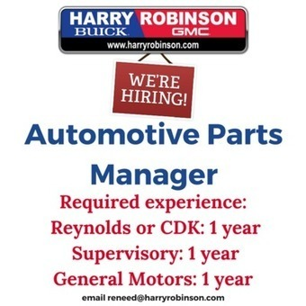 Automotive Parts Manager | Fort Smith AR News | Scoop.it