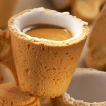 An Edible Cookie Coffee Cup | cookie cups | Scoop.it