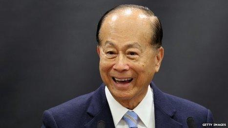 Li Ka-shing to buy O2 for £10bn | Econ3 | Scoop.it