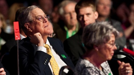 Five Myths About the Koch Brothers — And Why It Matters To Set Them Straight - BillMoyers.com | AUSTERITY & OPPRESSION SUPPORTERS  VS THE PROGRESSION Of The REST OF US | Scoop.it