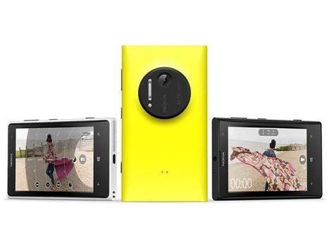 Nokia 1020: ¿tiene sentido un sensor de 41 megapíxeles? - ALTFoto   ISO102400   Scoop.it