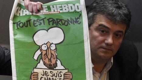 Charlie Hebdo emménage dans ses nouveaux locaux | Culture | Scoop.it