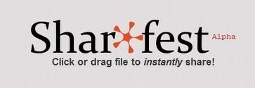 Sharefest : partager simplement des fichiers en Peer2Peer | François MAGNAN  Formateur Consultant | Scoop.it