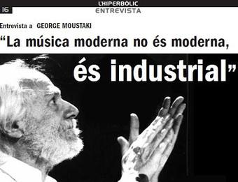 Diccitionari: La música moderna no és moderna, és industrial | Recursos interessants | Scoop.it